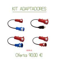 KIT Adapt. para EV T2 32A 400V
