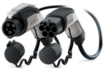 Cable IEC 62196 - SAE J1772 (Cable Mennekes - SAE)