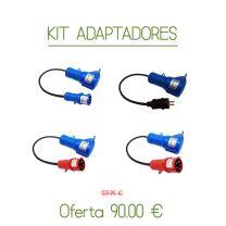 KIT Adapt. para EV Adapt. para EV T1 32A 230V32A 400V