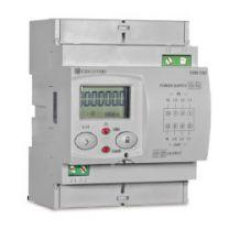 Contador de energía trifásico CEM-C30-312 MID para carril DIN