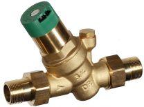 Válvula reductora de presión (agua hasta 80º) Honeywell D05FT