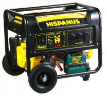 Generador Gasolina Fuertes 6000wp