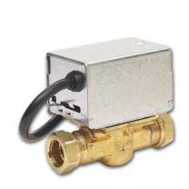 Válvula de zona motorizada de 2 vías - Honeywell V4043H