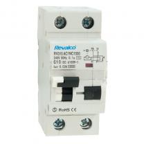 Interruptor diferencial Revalco 2P 25A 30mA. Monofásico