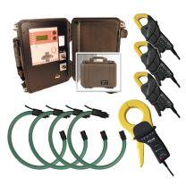 Kit 2 QNA P-RS Circutor, equipo de registro de calidad de suministro portátil, clase A