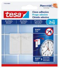 TESA Clavo adhesivo para azulejos y metal 2 kg