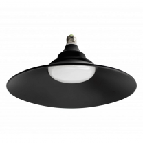 Bombilla UFO LED E27 en Negro