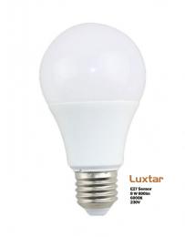 Bombilla Luxtar LED con Sensor de Movimiento