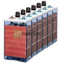 Batería estacionaria 6x 6 OPzS 420 MASTER BATTERY 12V 630Ah C100