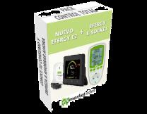 Pack Control total: Nuevo Efergy E2 + Efergy eSocket