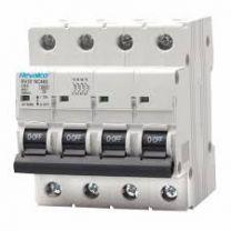 Interruptor automático Revalco 4P 10A 6ka