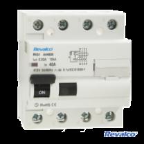 Interruptor diferencial Revalco 4P 40A 300mA (Clase A, Superinmunizado)