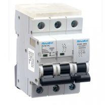 Interruptor automático 2P y Protección sobretensiones permanentes monofásico REVALCO 6kA