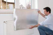 Lámina aislante Heat Reflector de Tesa Moll 1x0'7m